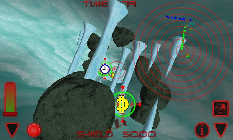Space Sharks - 3D Shooter Free - screenshot