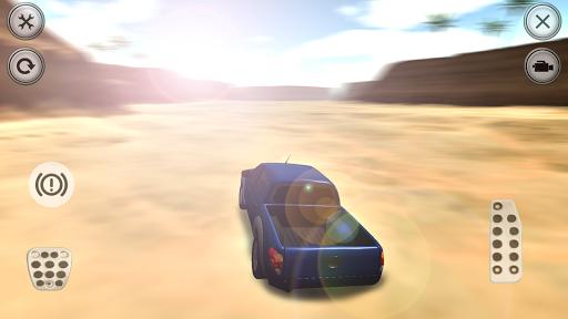 Pickup Simulator 4x4