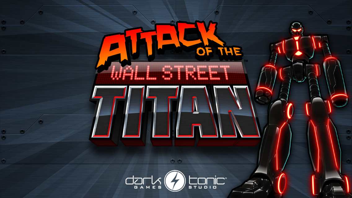 Attack of the Wall St. Titan - screenshot
