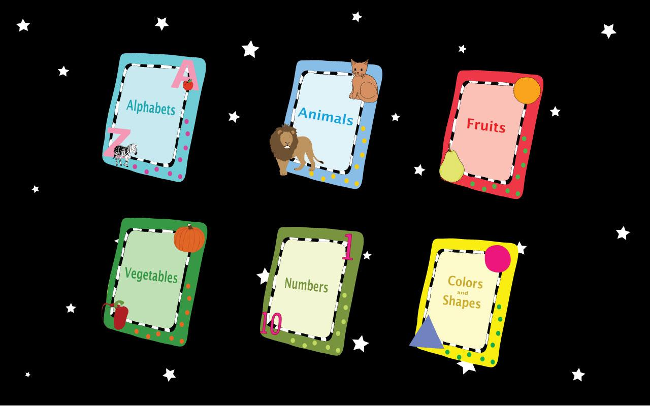 Baby Flashcards Learn & Play - screenshot