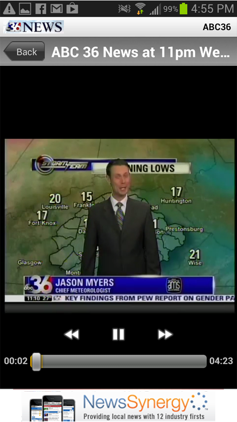ABC36 - screenshot