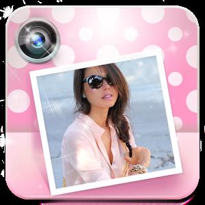 美女相機效果拼貼- 自畫像照片編輯 生活 App LOGO-APP試玩
