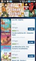 Screenshot of AveComics