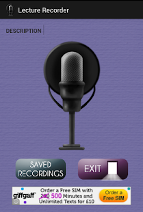 Lecture Recorder