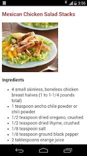 Diabetes cookbook- screenshot thumbnail
