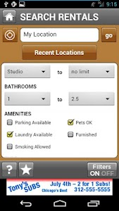 Home Search Demo screenshot 3