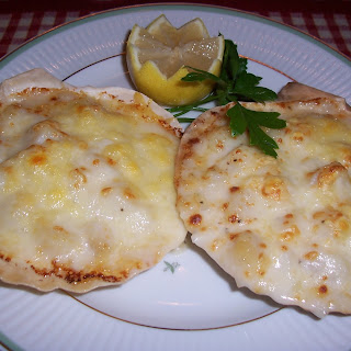 Coquilles St. Jacques.