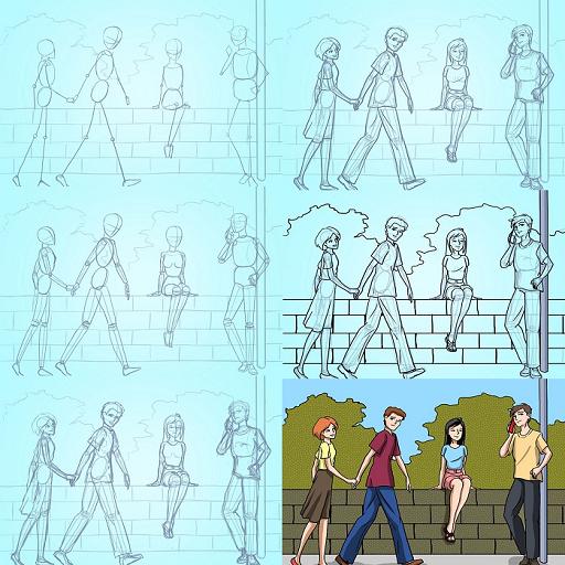 How to Draw People 生活 App LOGO-APP開箱王