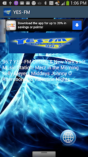YES-FM - screenshot thumbnail