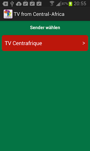 電視中環 - 非洲