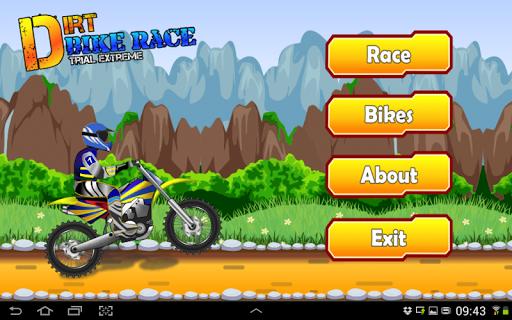 越野車大賽 - 徑至尊 - Dirt Bike Race