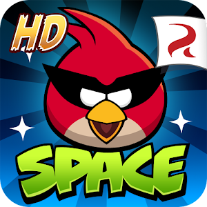 Angry Birds Space HD MOD APK aka APK MOD 2.2.14 (Unlimited Bonuses/Power-Ups)