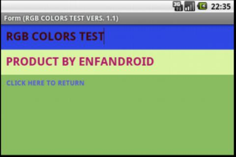 COLORS RGB HEX PANTONE  PRO - screenshot