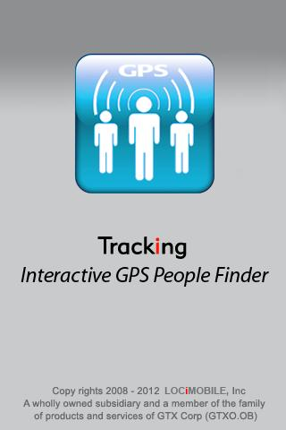 Tracking Lite - screenshot