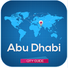 Abu Dhabi Map & Guide icon