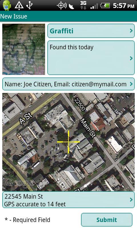 Access Westminster- screenshot