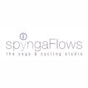 spyngaFlows yoga and cycling icon