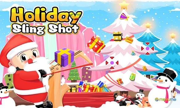 Holiday Sling Shot Deluxe