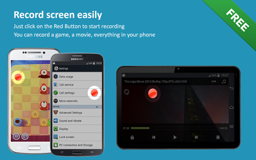 HD Screen Recorder - Root