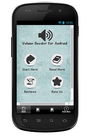 Volume Booster For Android Tip