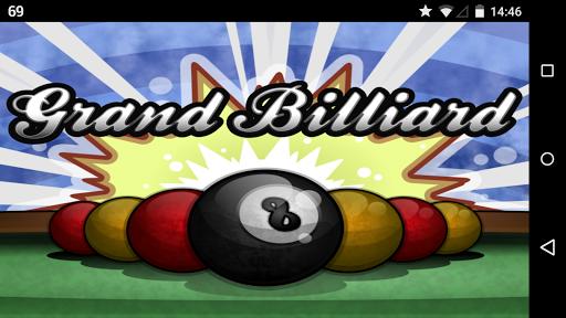 Grand Billar - Juego de Billar