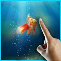 Goldfish In Your Phone LWP icon