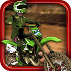 Juego MX Carrera Dirt Bike icon