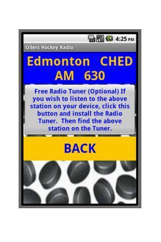 【免費運動App】Edmonton Hockey Radio-APP點子