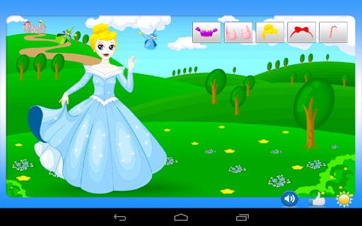 Princess Dress Up - Kids Game
