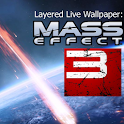Layered: Mass Effect 3 logo
