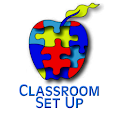 Autism Classroom Set Up