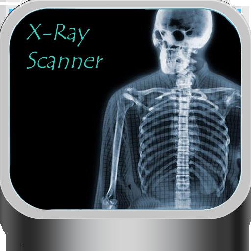 X射線掃描儀笑話