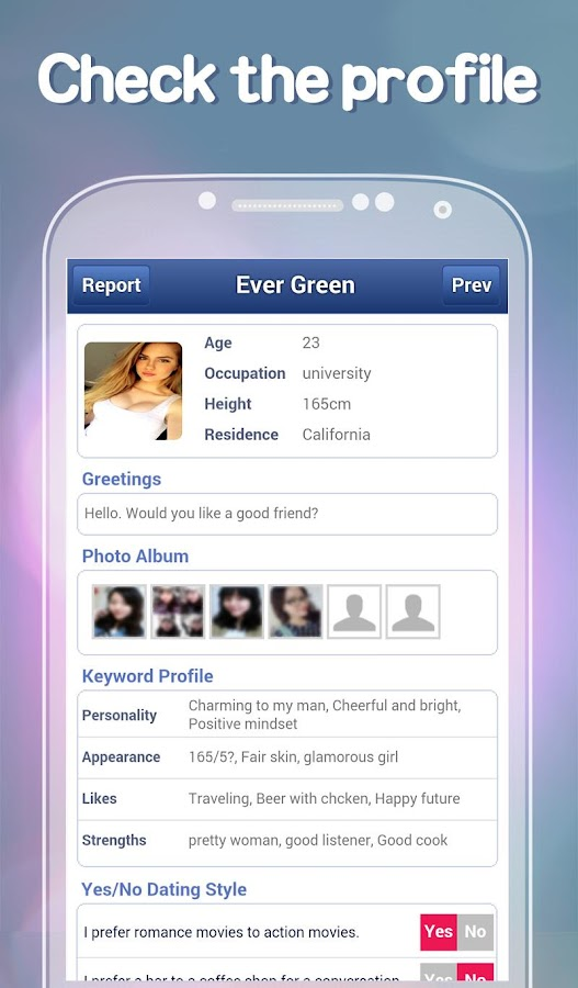 Chat meet dating app