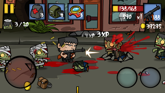 Zombie Age 2 1.2.2 Apk (Unlimited Money/Ammo) MOD 3