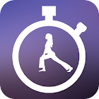 Interval timer HIIT Training icon