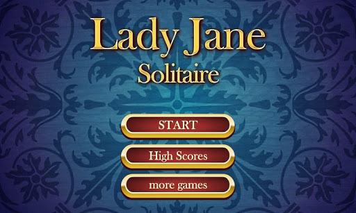 Lady Jane Solitaire Free