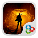 Gold Miner GO Launcher Theme icon