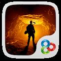 Gold Miner GO Launcher Theme icon