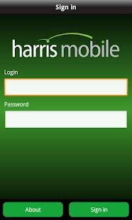 Harris Mobile - screenshot thumbnail