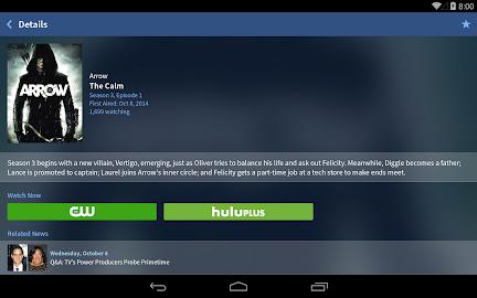 TV Guide Mobile Screenshot 11