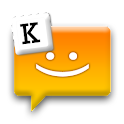 Keyapt SMS, simple PC SMS logo