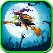 Witch Escape -Ghost Town games