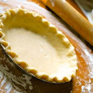 Butter Pie Crust.