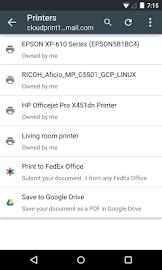 Cloud Print Screenshot 4