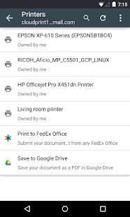 Download Cloud Print For PC Windows and Mac apk screenshot 4