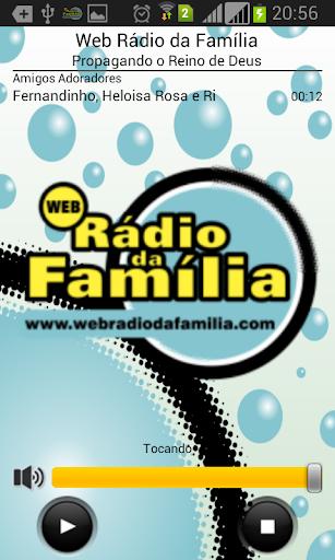 Web Radio da Familia