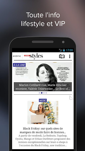 L'Express Styles : mode-people