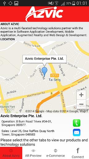 Azvic Portfolios