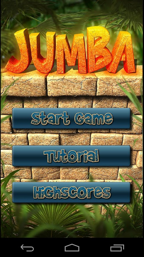 Jumba - screenshot