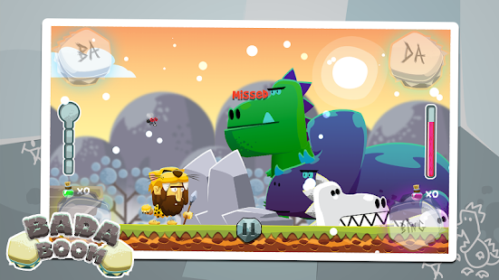 Badaboom - Rhythm Dinos Game- screenshot thumbnail